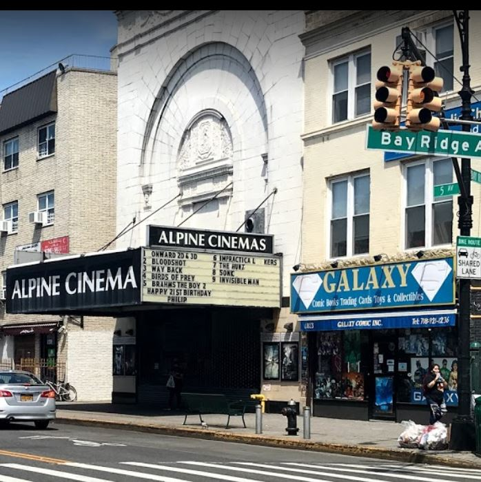 Queen Of The Click Taking Over The World From Brooklyn Ny Alpine cinemas egift cards are the perfect gift for any occasion! queen of the click taking over the world from brooklyn ny